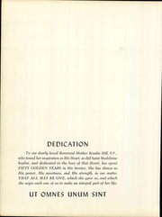 Page 10, 1957 Edition, University of San Diego - Alcala Yearbook (San Diego, CA) online yearbook collection