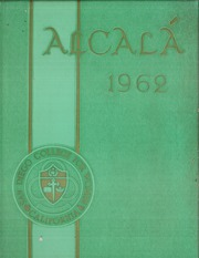 1962 Edition, University of San Diego - Alcala Yearbook (San Diego, CA)