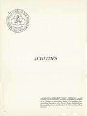 Page 12, 1962 Edition, University of San Diego - Alcala Yearbook (San Diego, CA) online yearbook collection