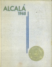 1965 Edition, University of San Diego - Alcala Yearbook (San Diego, CA)