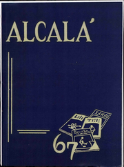 1967 Edition, University of San Diego - Alcala Yearbook (San Diego, CA)