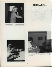 Page 12, 1967 Edition, University of San Diego - Alcala Yearbook (San Diego, CA) online yearbook collection