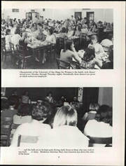 Page 13, 1967 Edition, University of San Diego - Alcala Yearbook (San Diego, CA) online yearbook collection