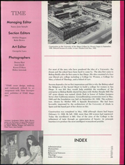 Page 17, 1967 Edition, University of San Diego - Alcala Yearbook (San Diego, CA) online yearbook collection