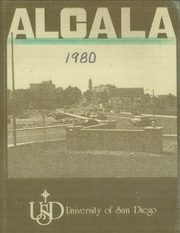 1980 Edition, University of San Diego - Alcala Yearbook (San Diego, CA)