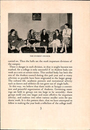 Page 15, 1932 Edition, Scripps College - La Semeuse Yearbook (Claremont, CA) online yearbook collection