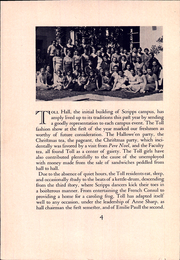 Page 16, 1932 Edition, Scripps College - La Semeuse Yearbook (Claremont, CA) online yearbook collection
