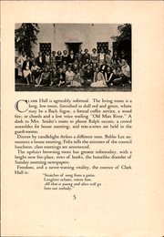 Page 17, 1932 Edition, Scripps College - La Semeuse Yearbook (Claremont, CA) online yearbook collection
