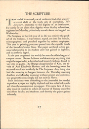 Page 39, 1932 Edition, Scripps College - La Semeuse Yearbook (Claremont, CA) online yearbook collection