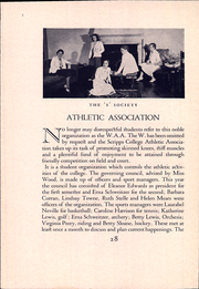 Page 40, 1932 Edition, Scripps College - La Semeuse Yearbook (Claremont, CA) online yearbook collection