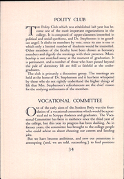 Page 46, 1932 Edition, Scripps College - La Semeuse Yearbook (Claremont, CA) online yearbook collection