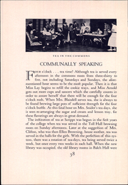 Scripps College - La Semeuse Yearbook (Claremont, CA) online yearbook collection, 1932 Edition, Page 50