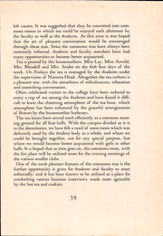 Page 51, 1932 Edition, Scripps College - La Semeuse Yearbook (Claremont, CA) online yearbook collection