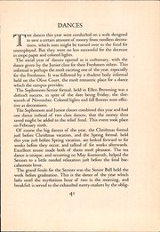 Page 53, 1932 Edition, Scripps College - La Semeuse Yearbook (Claremont, CA) online yearbook collection