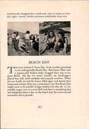 Page 55, 1932 Edition, Scripps College - La Semeuse Yearbook (Claremont, CA) online yearbook collection