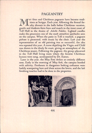 Page 56, 1932 Edition, Scripps College - La Semeuse Yearbook (Claremont, CA) online yearbook collection