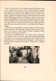 Page 57, 1932 Edition, Scripps College - La Semeuse Yearbook (Claremont, CA) online yearbook collection