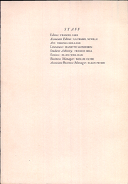 Page 6, 1932 Edition, Scripps College - La Semeuse Yearbook (Claremont, CA) online yearbook collection