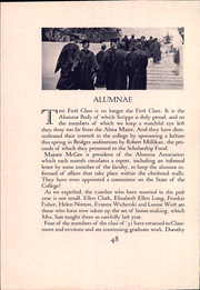 Page 60, 1932 Edition, Scripps College - La Semeuse Yearbook (Claremont, CA) online yearbook collection