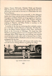 Page 61, 1932 Edition, Scripps College - La Semeuse Yearbook (Claremont, CA) online yearbook collection