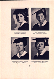Page 66, 1932 Edition, Scripps College - La Semeuse Yearbook (Claremont, CA) online yearbook collection