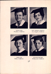 Page 68, 1932 Edition, Scripps College - La Semeuse Yearbook (Claremont, CA) online yearbook collection