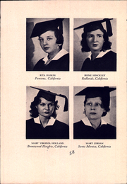 Page 70, 1932 Edition, Scripps College - La Semeuse Yearbook (Claremont, CA) online yearbook collection
