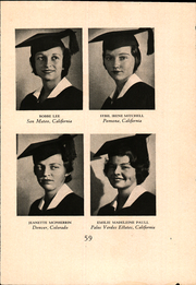 Page 71, 1932 Edition, Scripps College - La Semeuse Yearbook (Claremont, CA) online yearbook collection