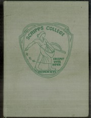 Scripps College - La Semeuse Yearbook (Claremont, CA) online yearbook collection, 1952 Edition, Page 1