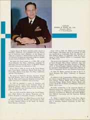 Page 7, 1958 Edition, US Naval Hospital Corps School - Yearbook (San Diego, CA) online yearbook collection