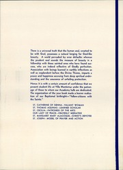 Page 11, 1948 Edition, Academy of Our Lady of Peace - Villa Montemar Yearbook (San Diego, CA) online yearbook collection