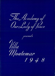 Page 7, 1948 Edition, Academy of Our Lady of Peace - Villa Montemar Yearbook (San Diego, CA) online yearbook collection
