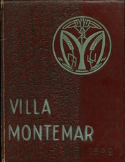 1949 Edition, Academy of Our Lady of Peace - Villa Montemar Yearbook (San Diego, CA)