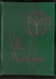 1950 Edition, Academy of Our Lady of Peace - Villa Montemar Yearbook (San Diego, CA)