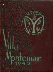 Academy of Our Lady of Peace - Villa Montemar Yearbook (San Diego, CA) online yearbook collection, 1952 Edition, Page 1