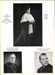 Page 10, 1958 Edition, Academy of Our Lady of Peace - Villa Montemar Yearbook (San Diego, CA) online yearbook collection