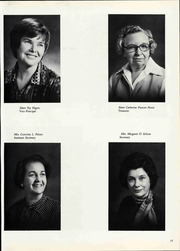 Page 17, 1980 Edition, Academy of Our Lady of Peace - Villa Montemar Yearbook (San Diego, CA) online yearbook collection