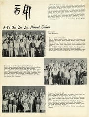 Page 12, 1957 Edition, Airport Junior High School - Flight Log Yearbook (Los Angeles, CA) online yearbook collection