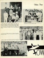 Page 36, 1957 Edition, Airport Junior High School - Flight Log Yearbook (Los Angeles, CA) online yearbook collection