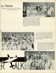 Page 37, 1957 Edition, Airport Junior High School - Flight Log Yearbook (Los Angeles, CA) online yearbook collection