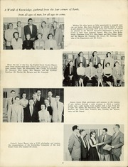 Page 39, 1957 Edition, Airport Junior High School - Flight Log Yearbook (Los Angeles, CA) online yearbook collection