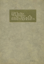 Page 1, 1928 Edition, Siskiyou Union High School - White and Gold Yearbook (Weed, CA) online yearbook collection