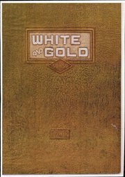 Page 1, 1940 Edition, Siskiyou Union High School - White and Gold Yearbook (Weed, CA) online yearbook collection