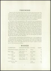 Page 11, 1941 Edition, Siskiyou Union High School - White and Gold Yearbook (Weed, CA) online yearbook collection