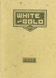 Page 1, 1945 Edition, Siskiyou Union High School - White and Gold Yearbook (Weed, CA) online yearbook collection