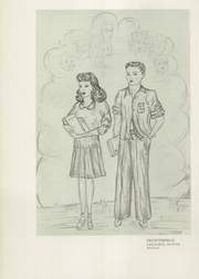 Page 12, 1945 Edition, Siskiyou Union High School - White and Gold Yearbook (Weed, CA) online yearbook collection