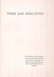 Page 13, 1946 Edition, Siskiyou Union High School - White and Gold Yearbook (Weed, CA) online yearbook collection