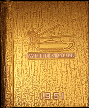 Page 1, 1951 Edition, Siskiyou Union High School - White and Gold Yearbook (Weed, CA) online yearbook collection