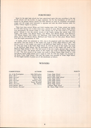 Page 13, 1951 Edition, Siskiyou Union High School - White and Gold Yearbook (Weed, CA) online yearbook collection