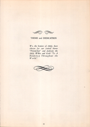 Page 15, 1951 Edition, Siskiyou Union High School - White and Gold Yearbook (Weed, CA) online yearbook collection
